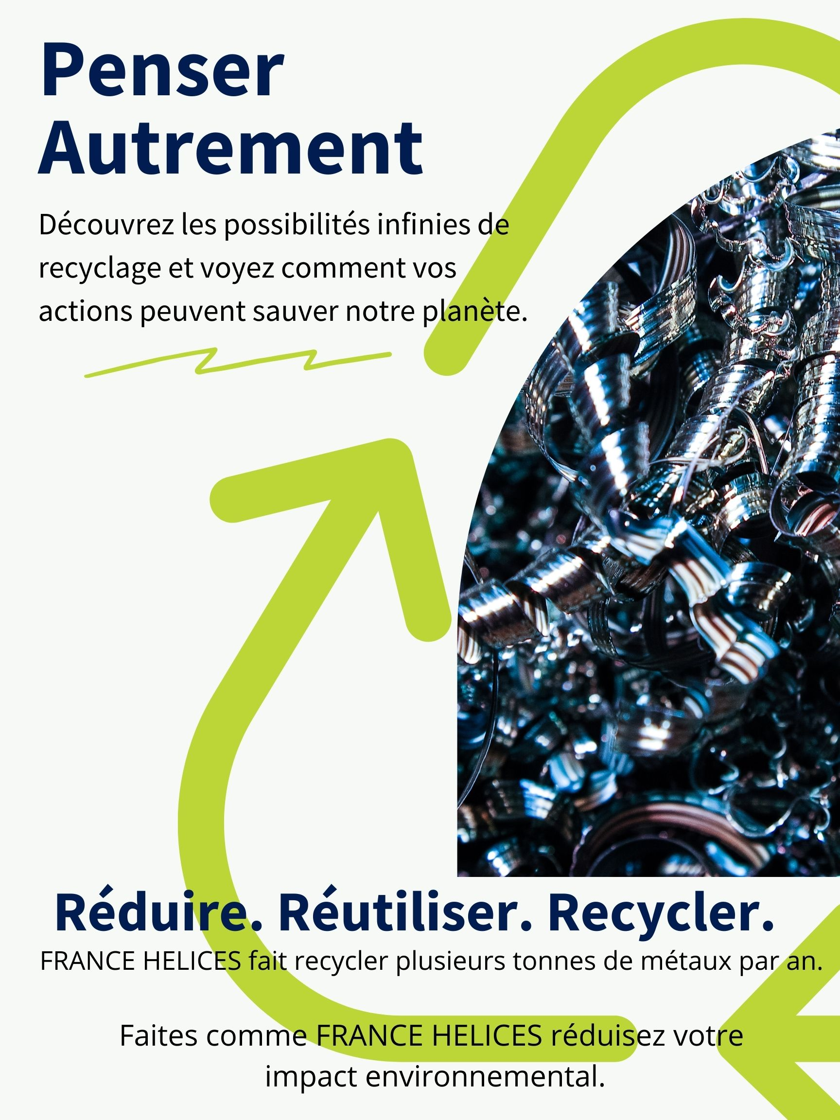 Recyclage métaux